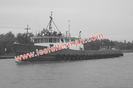UTB 287 (Working Vessel)