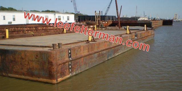 Spud Barge 330