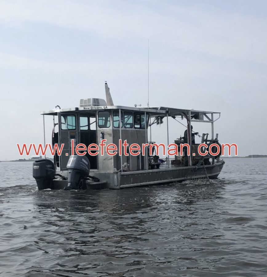 CB 490 (Oyster Boat)