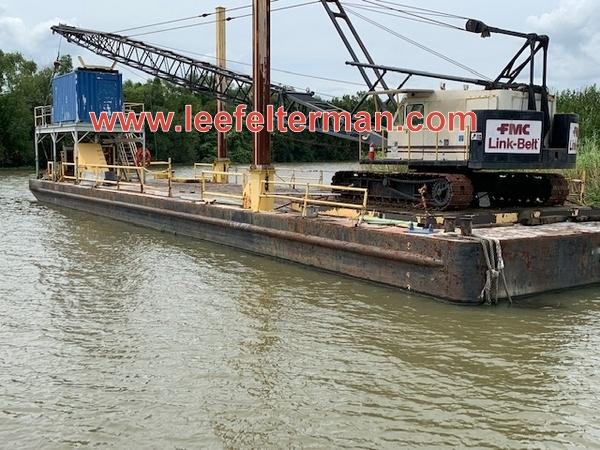 Crane Barge 236
