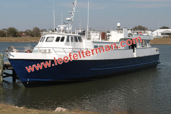 Dive Boat 165