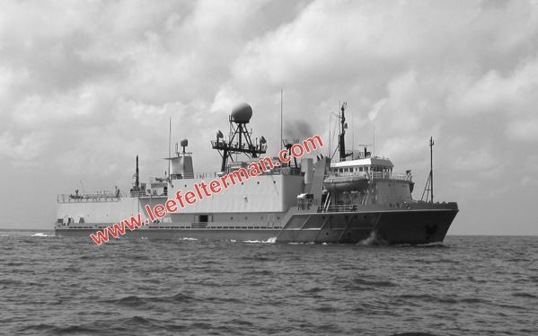Offshore Research Vessel 208