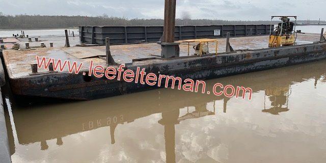 Spud Barge 331
