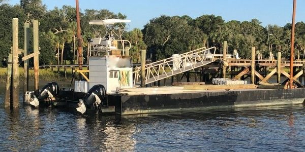 Truckable Barge 335