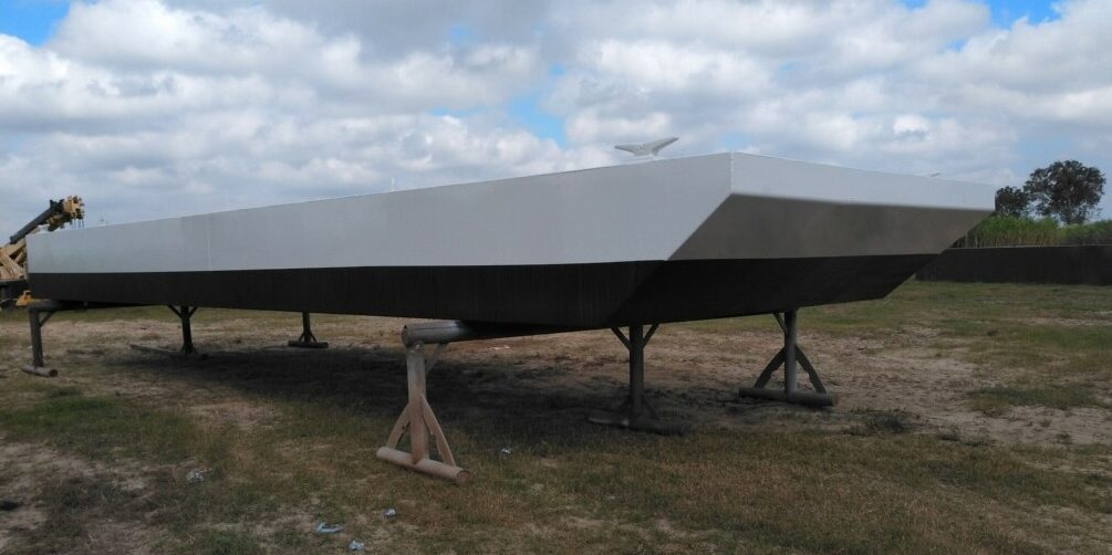 Truckable Barge #356 - 40'x12'x3'