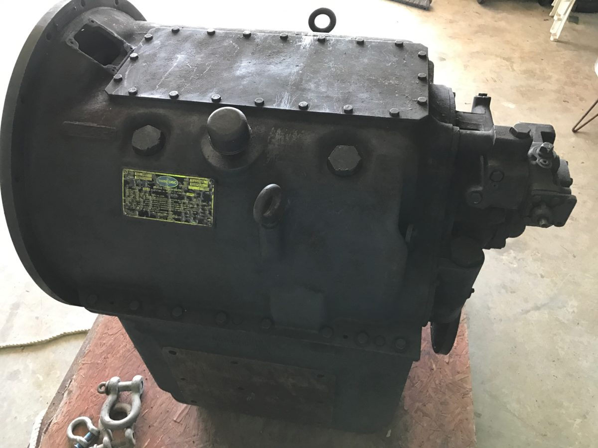 Twin Disc Gear Boat Transmission For Sale
