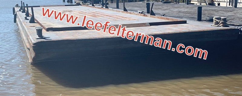 Deck Barge 293