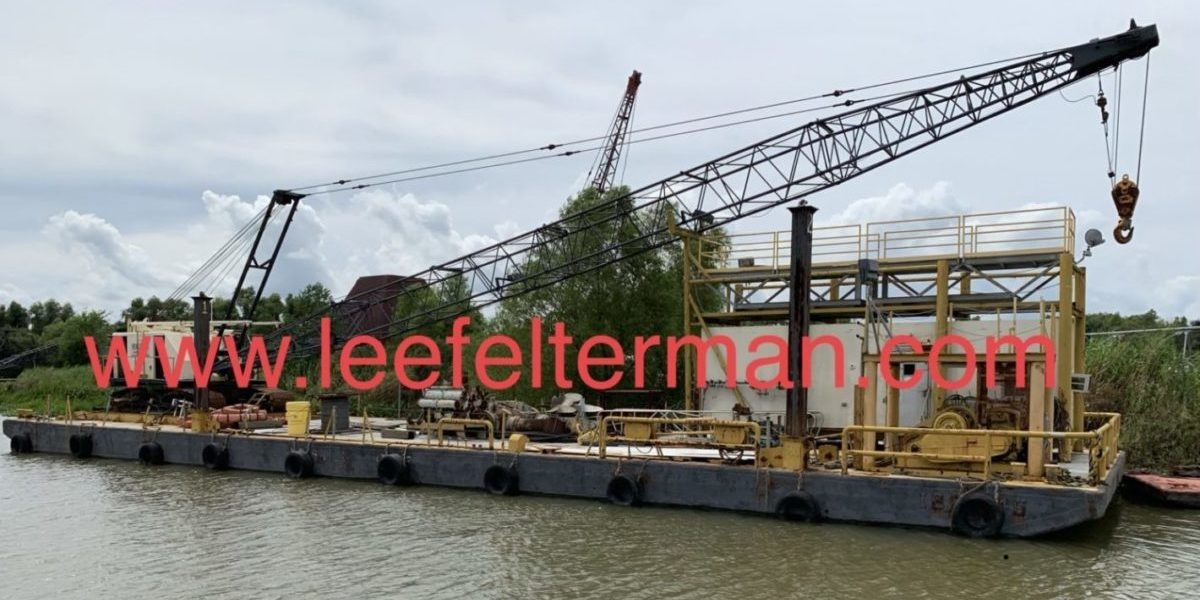 Crane Barge 238