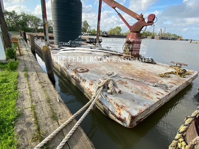 Deck Barge 379 (Sold)